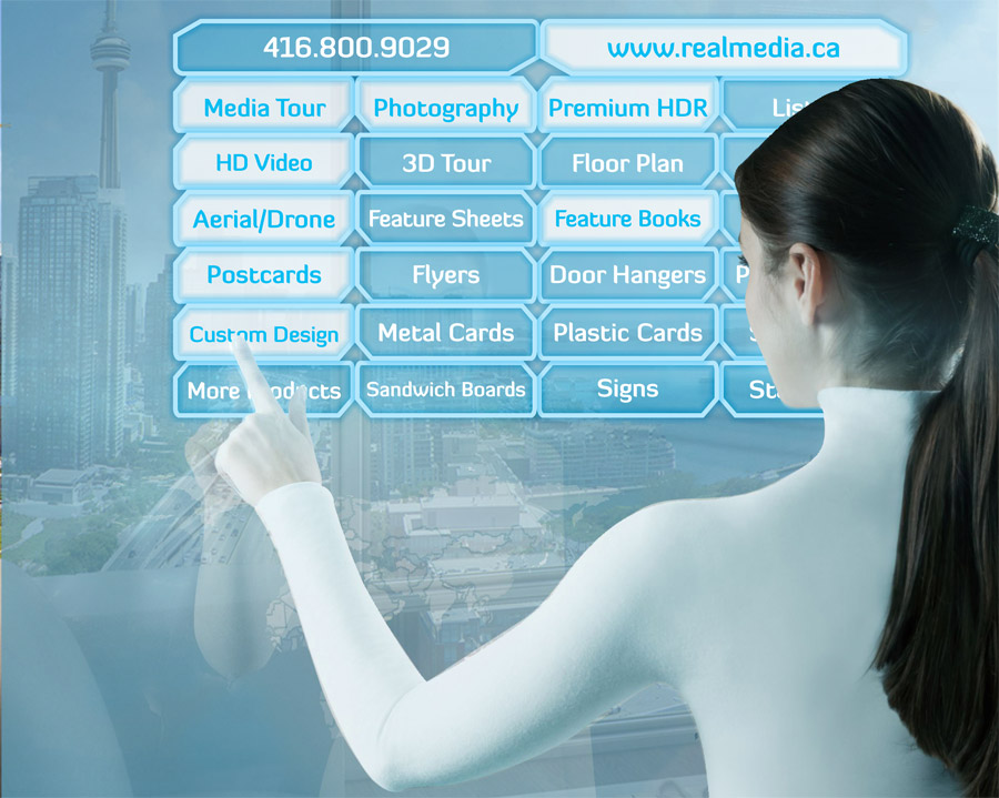 Real Estate Marketing and Virtual Tours in Toronto, Mississauga, Brampton and greater Toronto Area