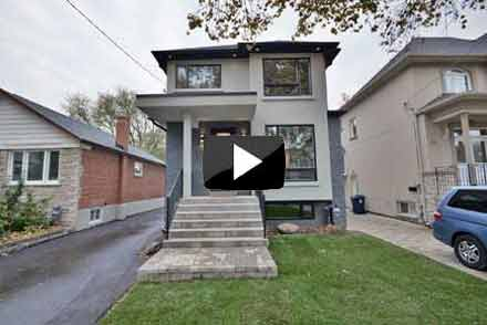 Sample Video Tour and Photography for real estate in Toronto Oakville Brampton Mississauga Vaughan Milton Richmond Hill