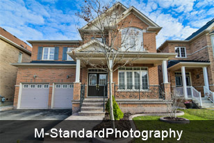 This is a sample of our standard real estate photography in Mississauga
