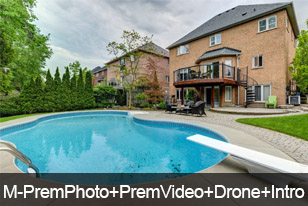 View a sample of our Premium Real Estate Video introduction with Premium Toronto Real Estate Photography and Video with additional Aerial Drone Video